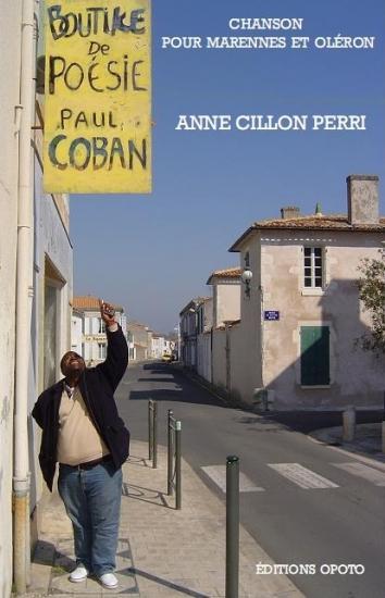 Anne Cillon Perri | Chanson pour Marennes et Oléron