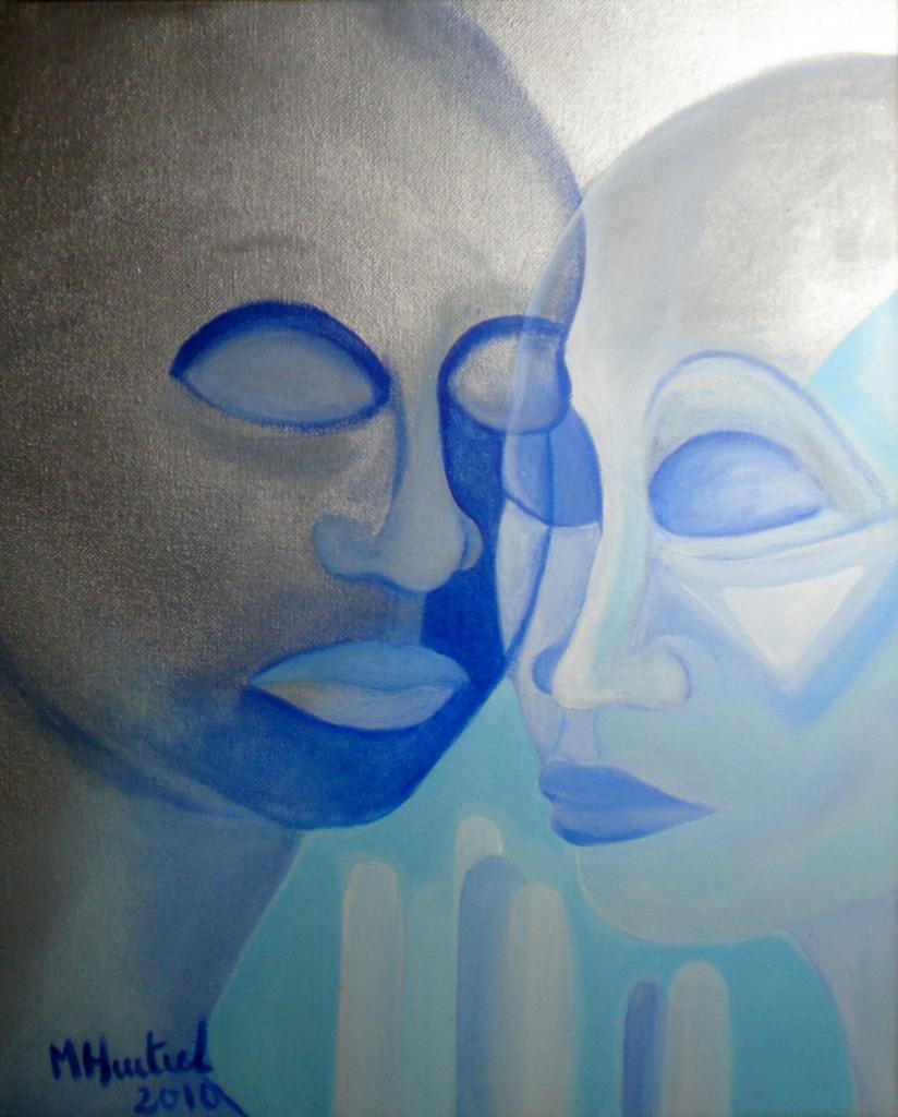 Demain, tableau de Marie HURTREL