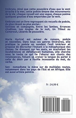 Embruns   Marie HURTREL
