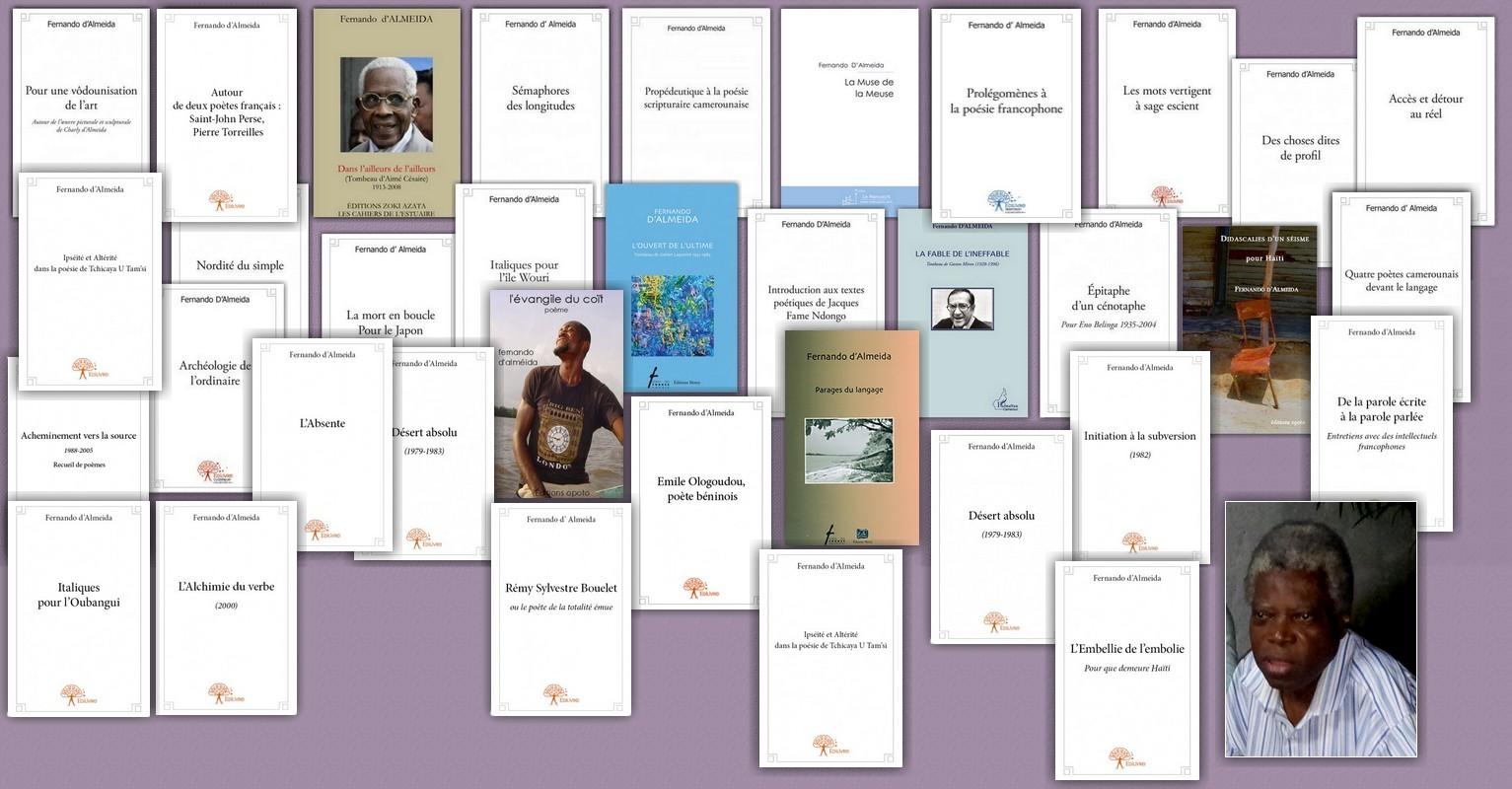 Des livres de Fernando d'ALMEIDA