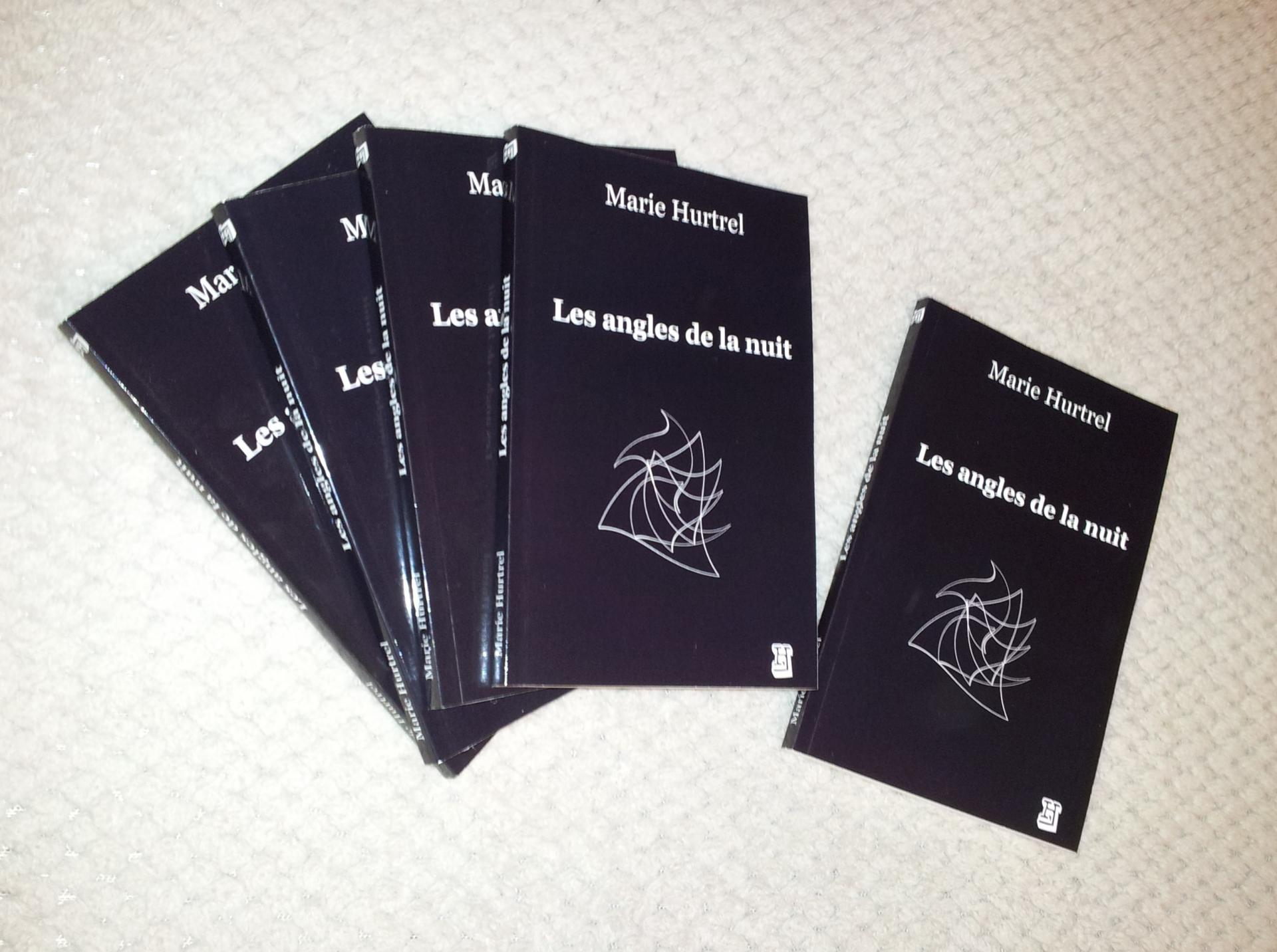 Les angles de la nuit, de Marie Hurtrel
