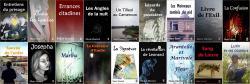Marie Hurtrel, tous les livres