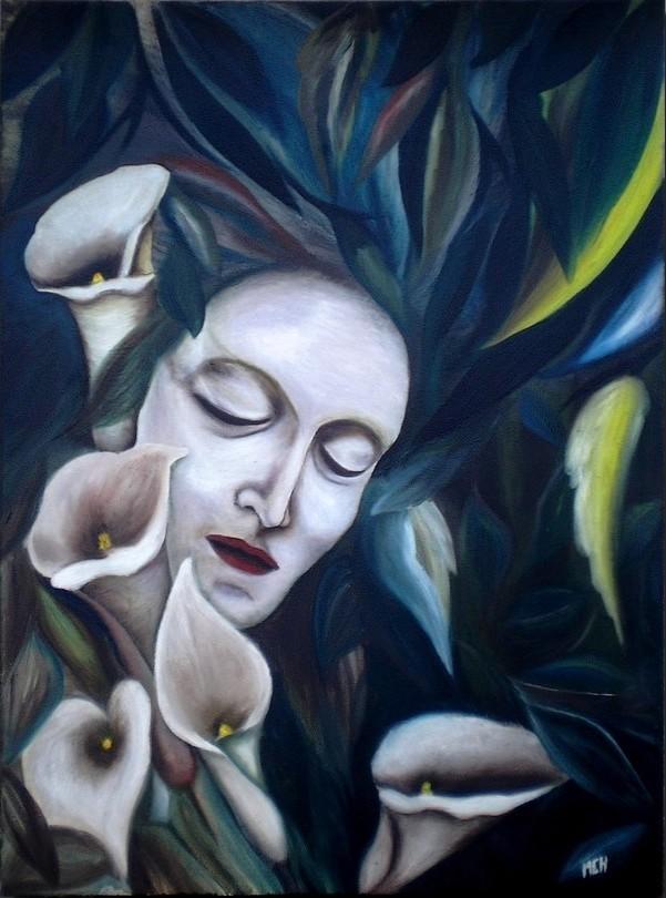 Masque aux gouets, Marie Hurtrel
