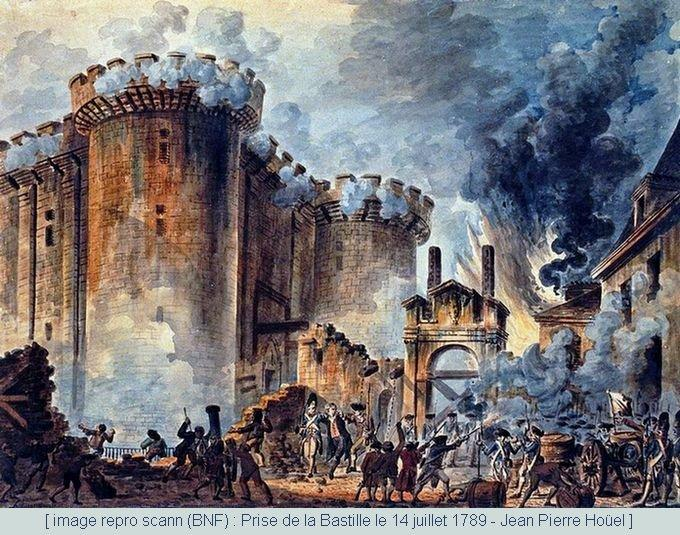 Réddition de la Bastille