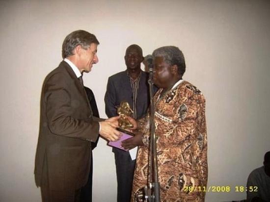 Prix Senghor 2008