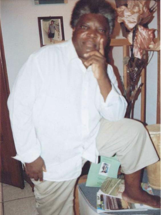 Fernando d'Almeida à Douala